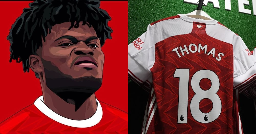 Tema Youth to get $2.25 million from Thomas Partey's transfer to Arsenal