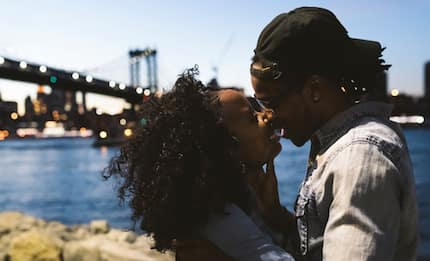 Best ways to French-kiss