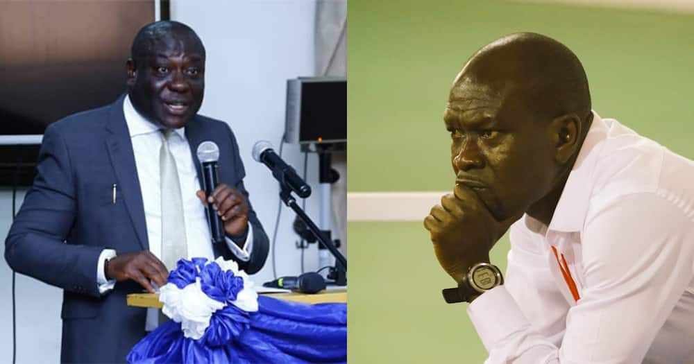 Local coaches are not competent enough to handle the Black Stars - Vincent Sowah Odotei