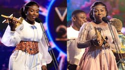 VGMA 2021: 1st woman alive to win Artiste of the Year and other records set by Diana Hamilton