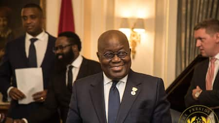 All my flagship programs are working - Akufo-Addo boasts to church members