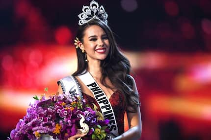 Catriona Gray wins Miss Universe 2018