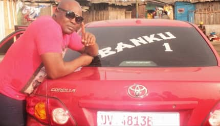 Despite ex-president Mahama's support; broke Bukom Banku sells his cars to fend for his 5 fives and 13 children