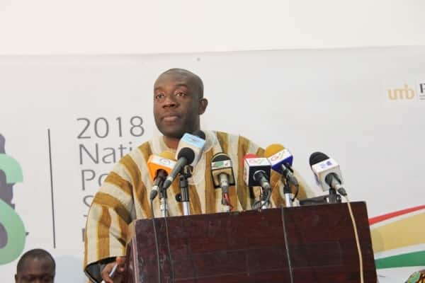 Oppong Nkrumah refutes claims that Ghana is not back to HIPC