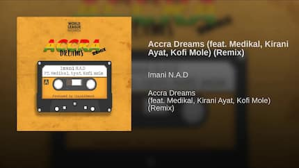 Imani - Accra Dreams - another dope remix by Ghana's finest