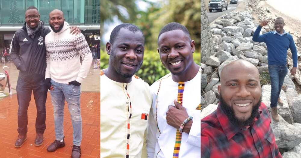 Franklin Yayra Adorsu-Djentuh: Ghanaian who died with his friend Derick Adjakwaku, MPhil gets Buried