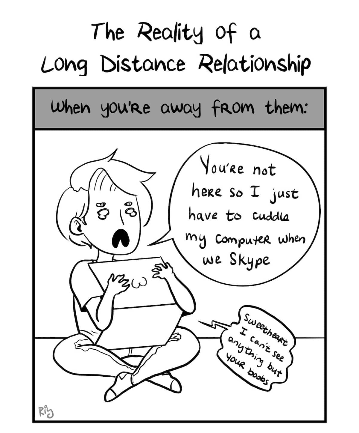 long distance relationship memes
