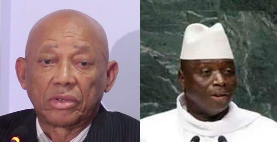 Death of 44 Ghanaians: Emile Short calls for trial of former Gambian leader Yahya Jammeh