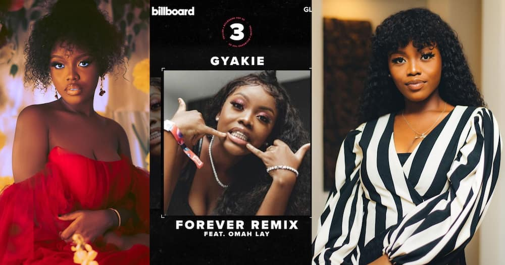 Gyakie's Forever Remix Places 3rd In Billboard's Top Trlller Chart Ahead Of Jennifer Lopez
