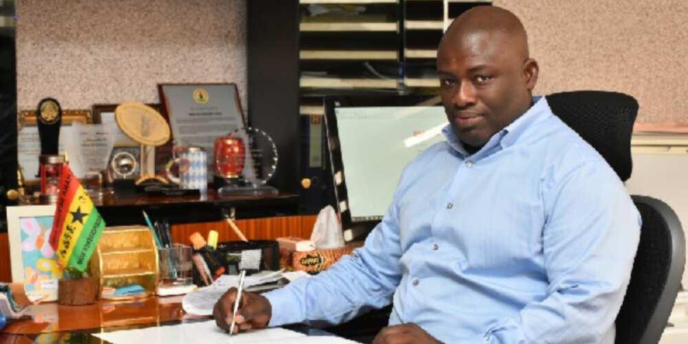 Former TOR boss Asante Berko in trouble; US SEC found him guilty in over $45m bribery case