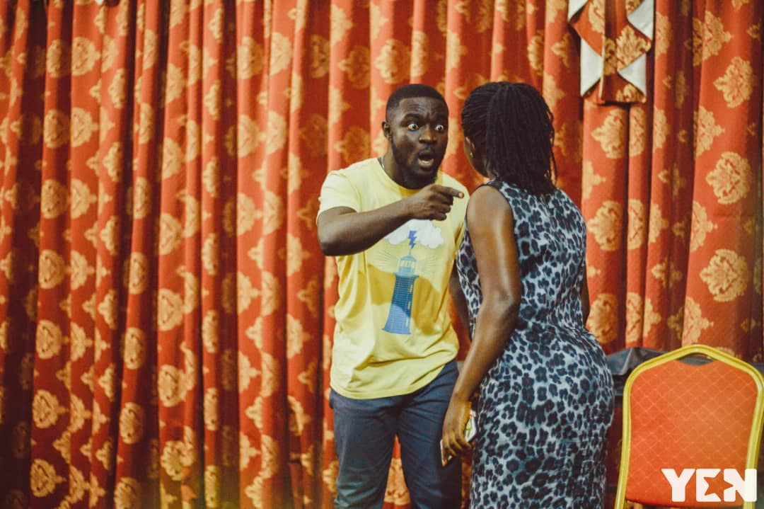 T-Productions set to thrill Ghanaians with 'I want divorce' stage play