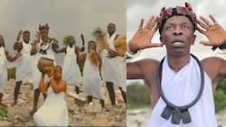Shatta Wale drops first all-Ga song; tells tradition and culture of Ga people