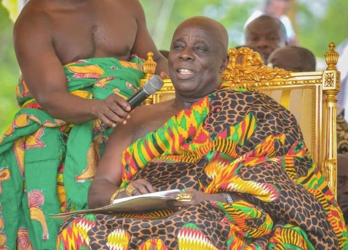 Nene Sackitey is the new Eastern Regional House of chiefs president; Okyehene bows out