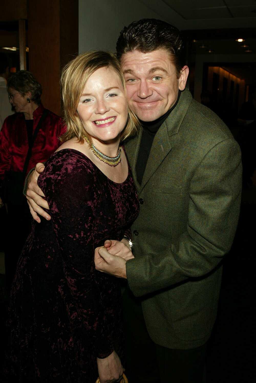 Margaret Welsh and John Michael Higgins