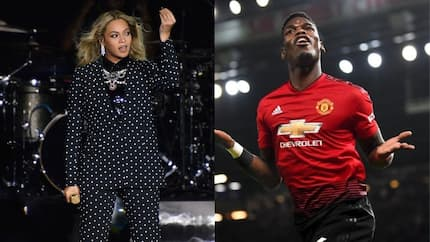 Checkout who is more popular between Paul Pogba and Beyonce Knowles-Carter