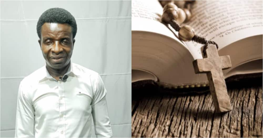 Richard Nyarko: Ghanaian man sentenced to 35 years in jail turns preacher after his release