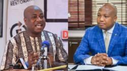 You are a hypocrite; you received MPs car loan twice - Murtala Muhammed jabs Okudzeto Ablakwa over 'u-turn'