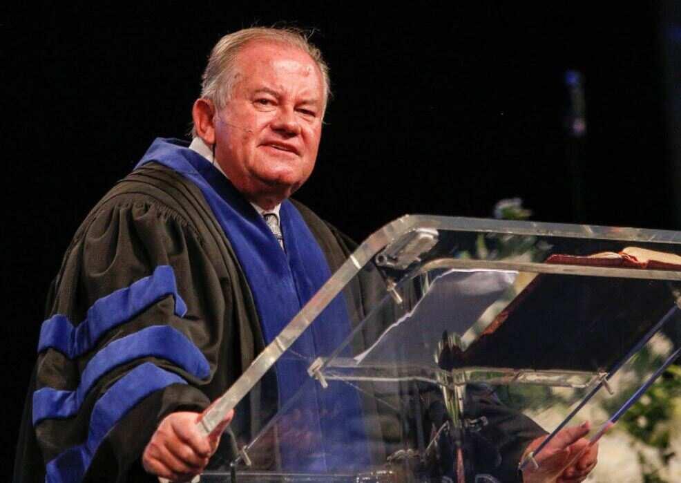 7. Pastor Ray McCauley - Net worth $30 million