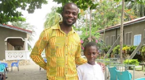Manasseh to the rescue as he helps accident victim get a new leg and scholarship