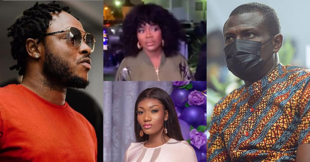 GMAwardsUK21: Wendy Shay, Mzbel, other stars storm launch of 5th edition in Accra