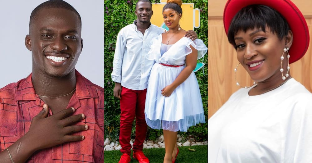 Zionfelix: Blogger's Italy-Based baby mama Releases Warning note About Their son