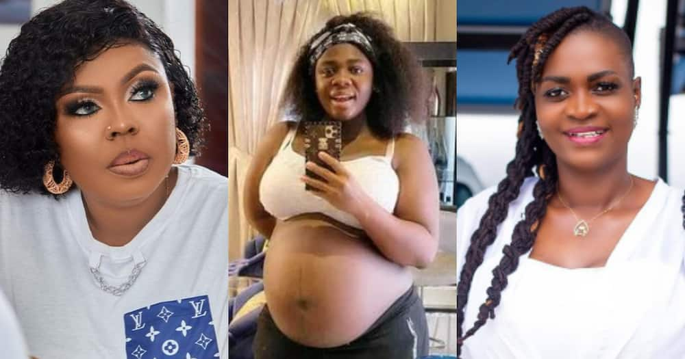 Father of Tracey Boakye's daughter is Dr Kwaku Oteng