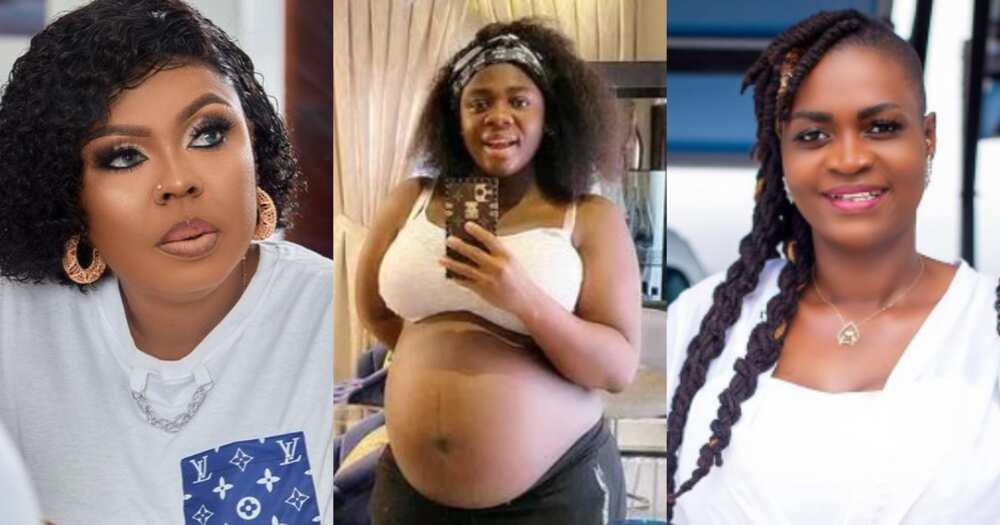 Tracey Boakye: Ayisha Modi Claims Actress's Daughter is for Dr. Kwaku Oteng; Afia Schwar told her