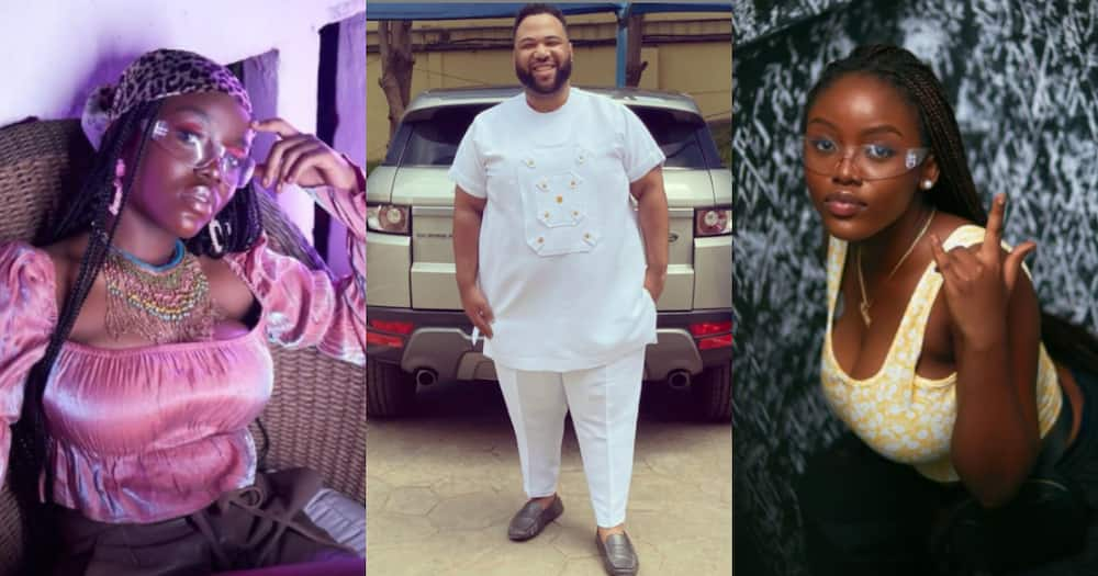 I love you; take my heart out of my chest - Duncan Williams' son proposes to Gyakie