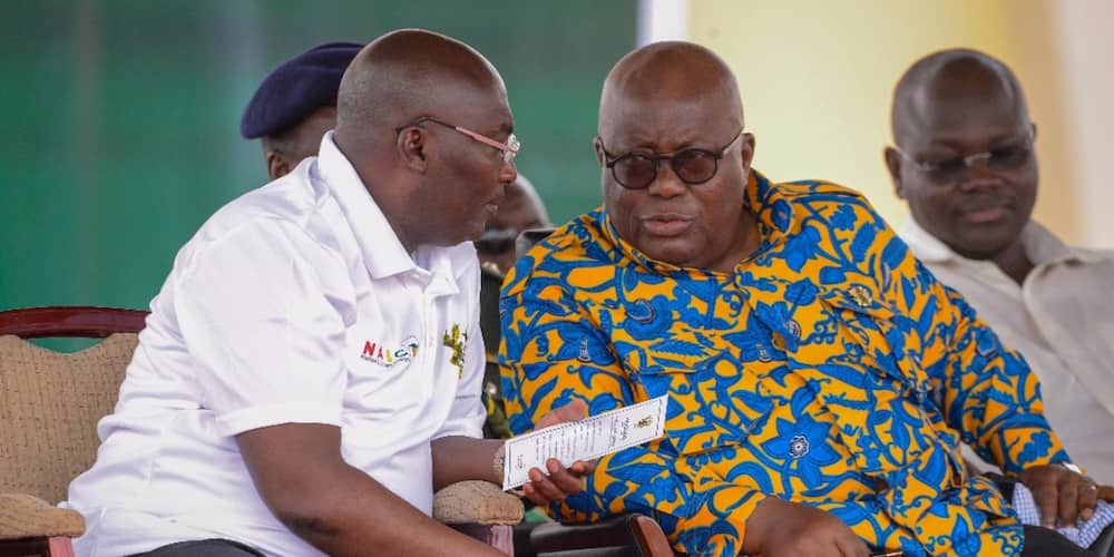 Akufo-Addo freezes salary increments of all appointees including Bawumia