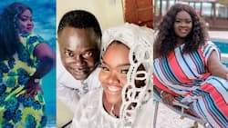 10 lovely photos of Odartey Lamptey's wife, former Ghana's Most Beautiful queen, with whom he has 3 children