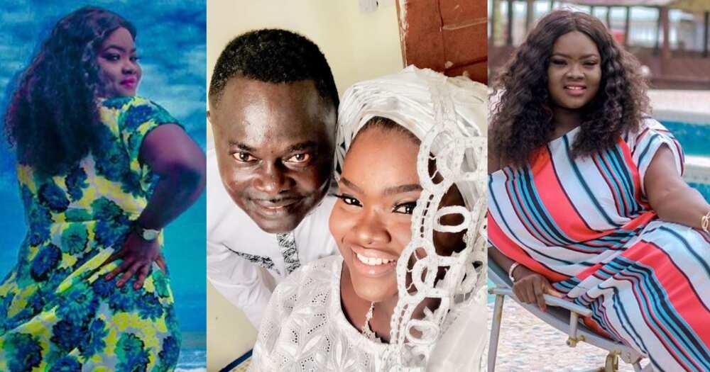Ruweida Yakubu: 10 Photos of Odartey Lamptey's wife with whom he has 3 Children