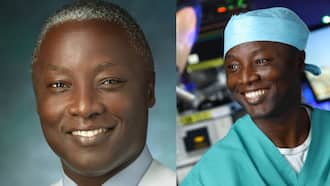 Kofi Boahene: Ghanaian doctor listed as one of top 100 plastic surgeons in US in 2021