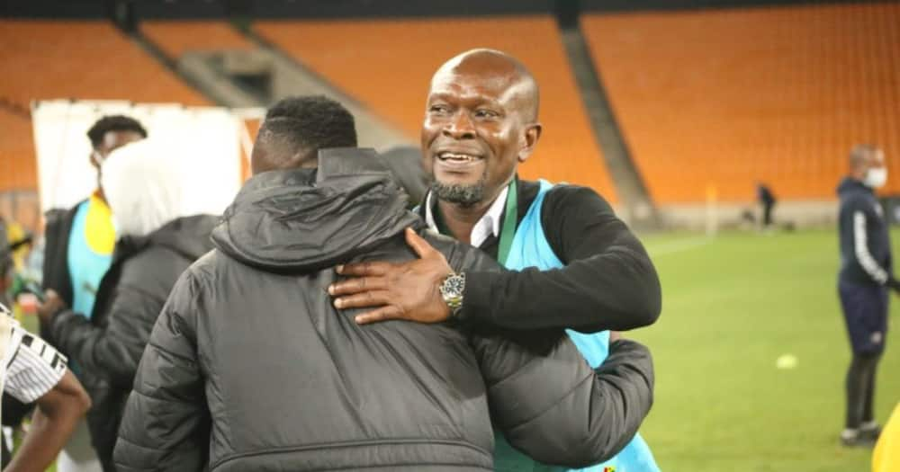 I wish the Black Stars well - C.K Akonnor speaks for the first time after losing Ghana job