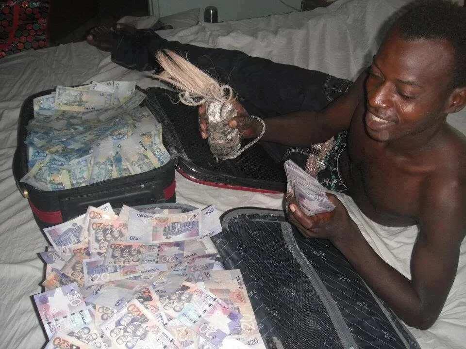 Sakawa Boys swindle Ghana to the tune of $210 million dollars in three years - Police