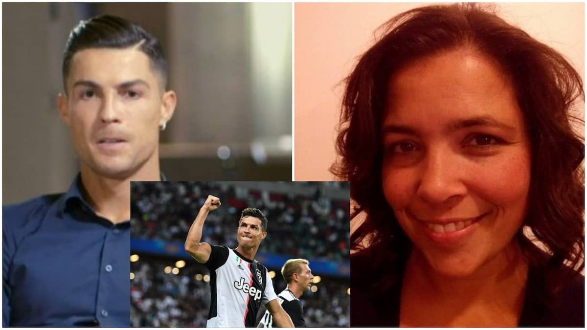 Married mother of 2, reveals identity as one of 3 Mcdonald's ladies who fed hungry Ronaldo (photo)