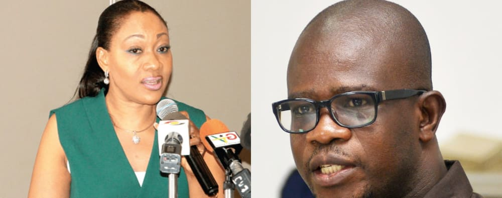Instruction to leave strongroom: 'I did not personally speak to Jean Mensa' - Kpessa-Whyte