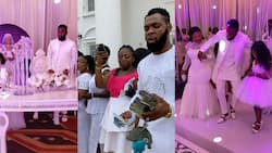 12 most beautiful videos from Obofour's expensive naming ceremony for his triplets
