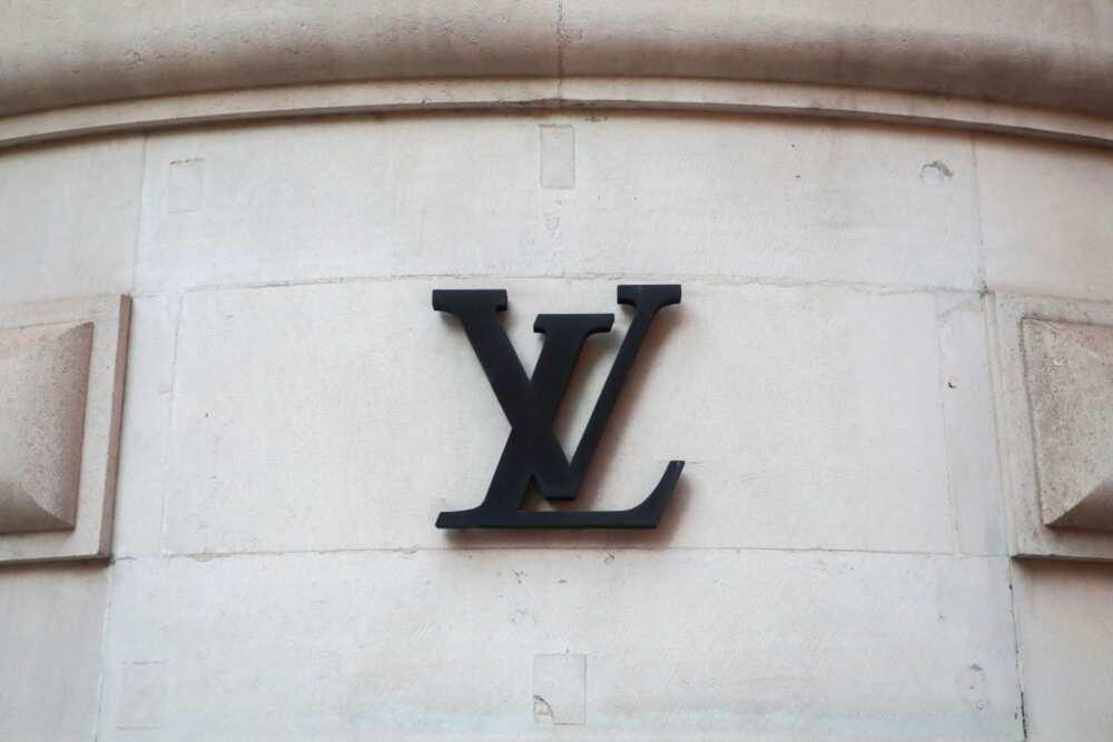 The Louis Vuitton logo