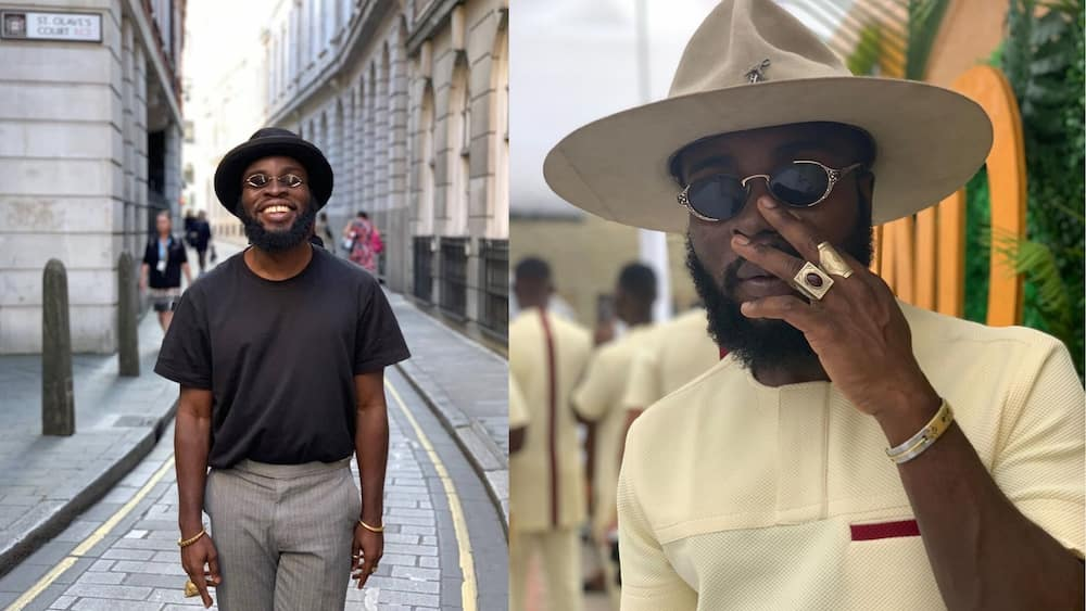 M.anifest wows social media shows off his all-grown look-alike son in family photo