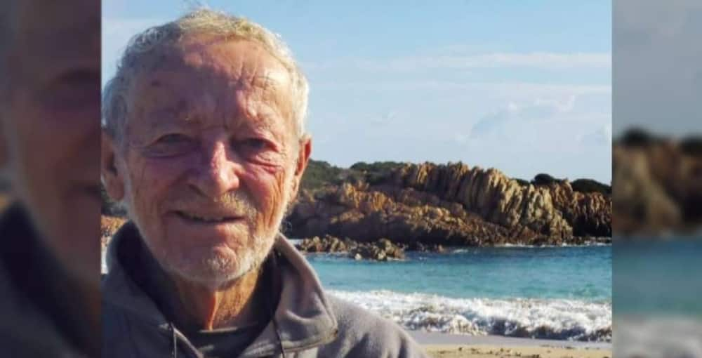 Meet a man who has lived alone on an island for 31 years