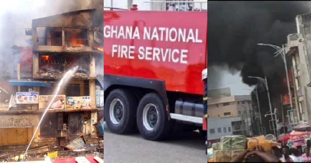 Ghana Fire Service to acquire equipment worth $61 million to support its work after Makola Fire