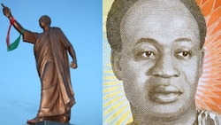 Ghanaians take to social media to share what Osagyefo Dr Kwame Nkrumah means to them in five words