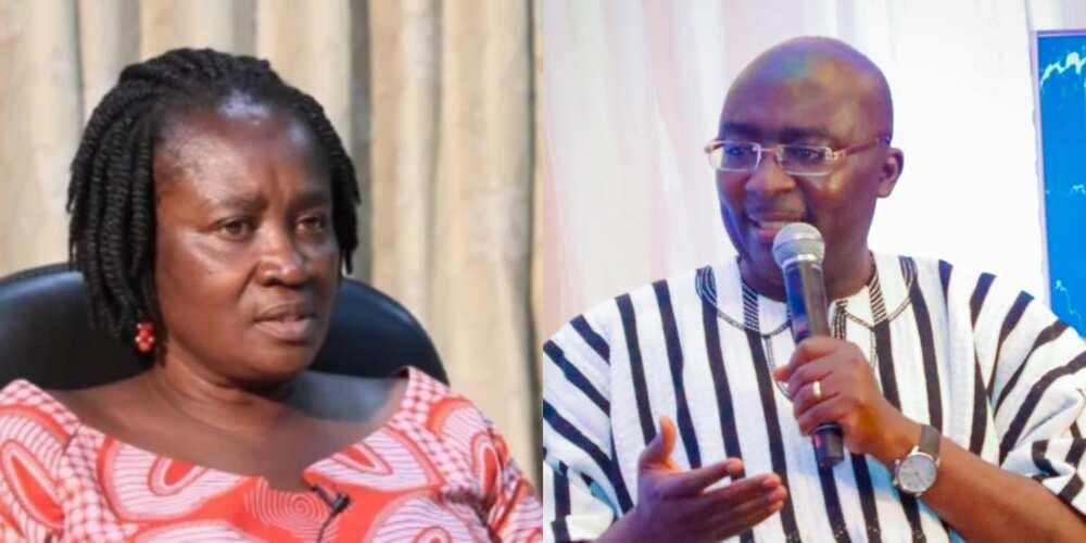 If Bawumia debates on the economy, I will debate him on literature– Prof Naana Jane