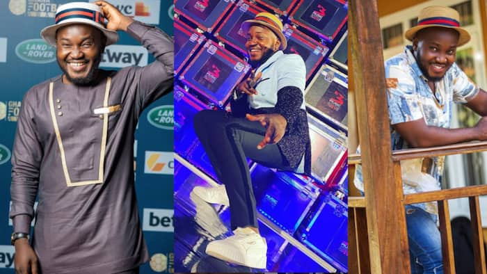 OB Amponsah: Video drops as GH comedian gets featured on CNN