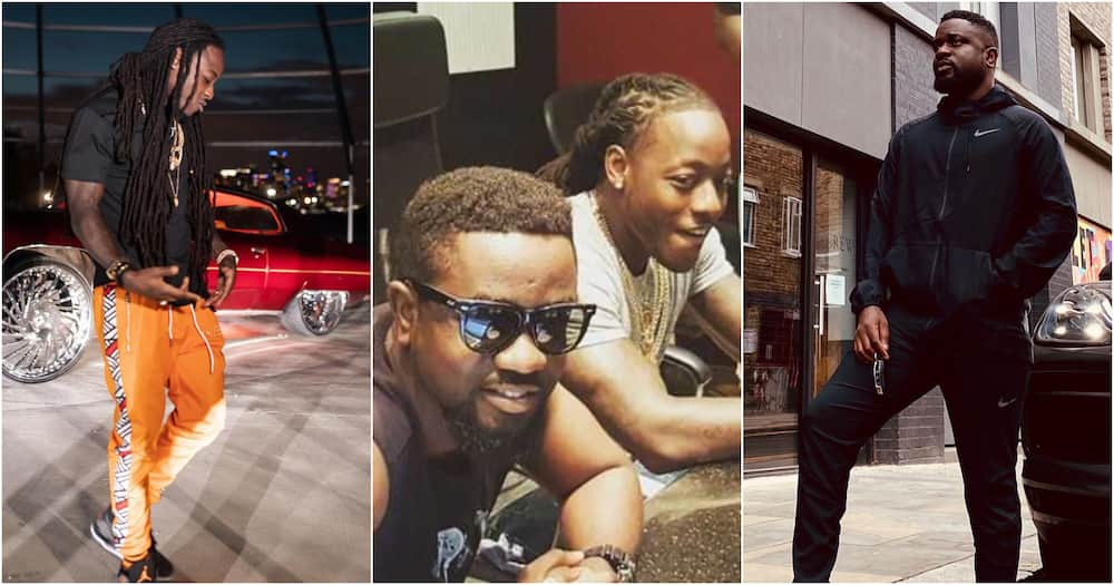 Sarkodie: Ace Hood exposes rapper's 'lies' about their New Guy song