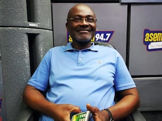 Kennedy Agyapong reveals in a video how he almost beat up Anas