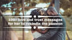 100+ love and trust messages for her to rekindle the passion