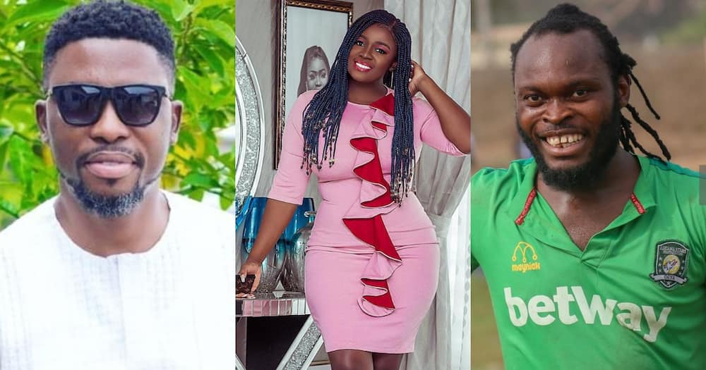 A-Plus, Brother Sammy, and 4 other men who have allegedly slept with Tracey Boakye