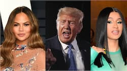 Celebrities react to the news of Donald Trump's 2nd impeachment