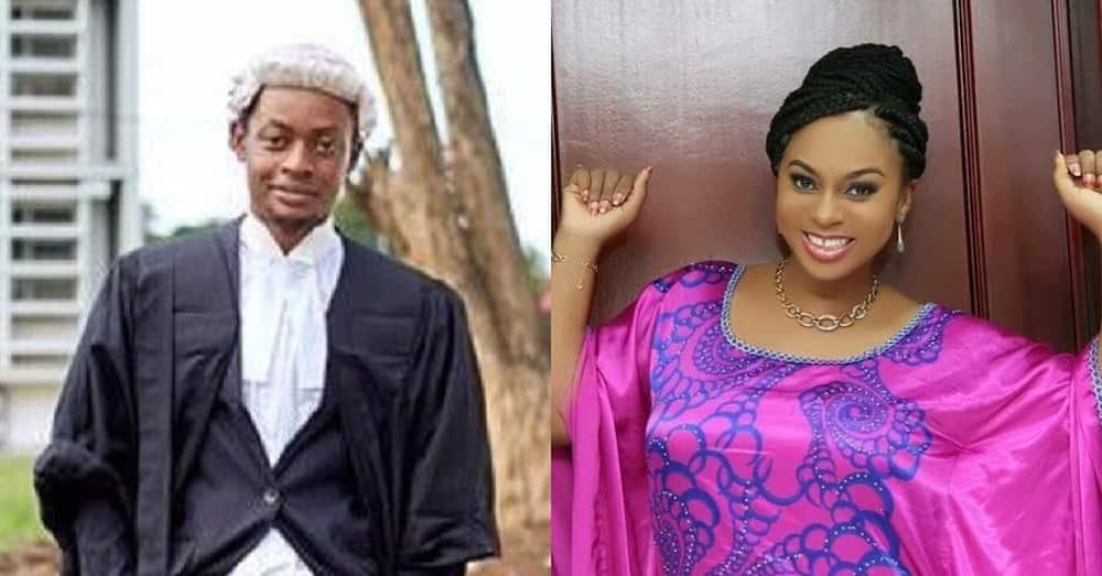 22-year-old Ghanaian breaks Adwoa Safo's record to become youngest lawyer ever in Ghana's history